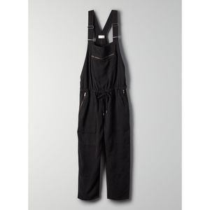 "Wilfred Free ""VALLETTA"" Cropped Twill Overalls"